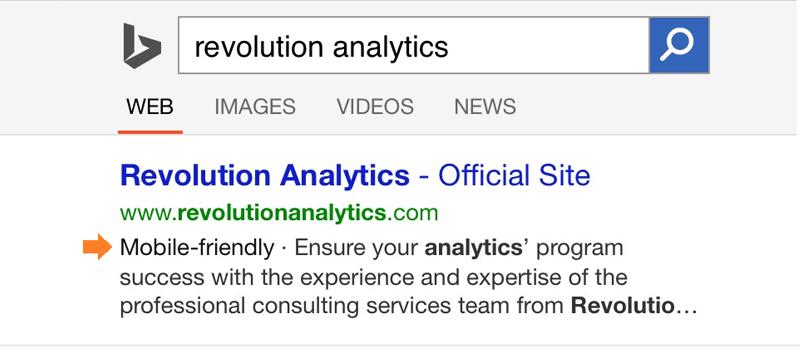 Bing também irá melhorar posição de sites responsivos nos resultados de busca