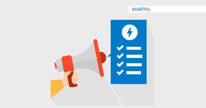 8 dicas para fazer versões AMP das páginas dos seus clientes